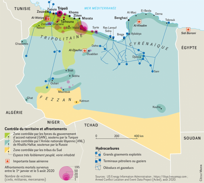 Libye 2020 daebe